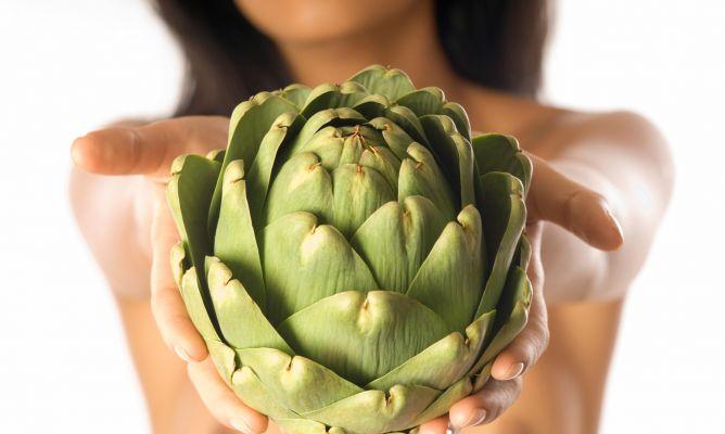 Alcachofa para dieta