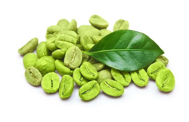 café para adelgazar verde