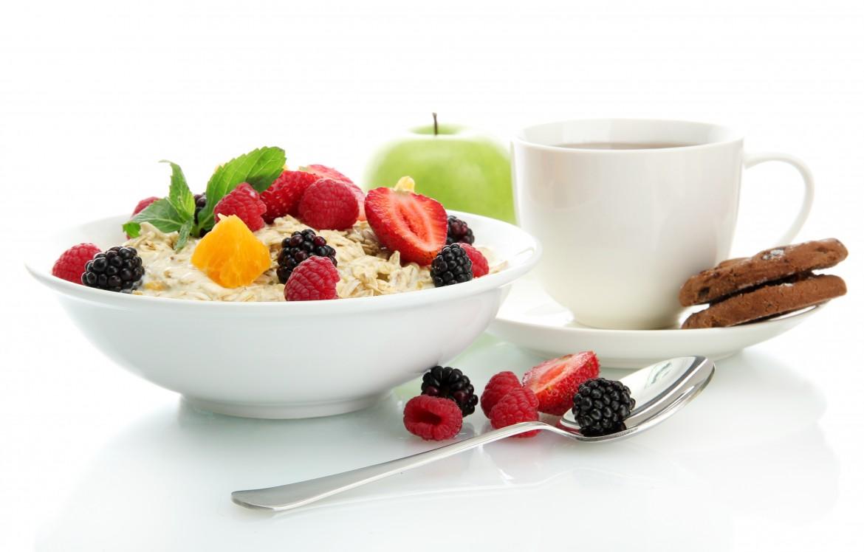 Desayuno colombiano saludable