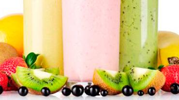 Batidos para sustituir el desayuno y bajar de peso