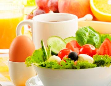 Desayuno para baja de peso en una semana