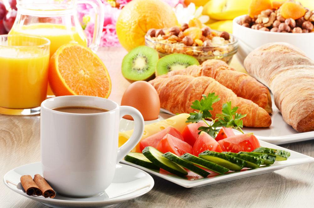 Desayuno completo saludable para adelgazar