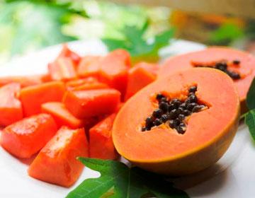 Semillas de papaya para adelgazar