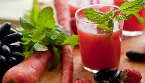 La dieta afrodisíaca del batido de fresa para adelgazar