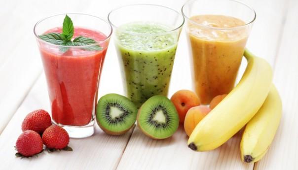 3 recetas de batido de frutas para adelgazar en 7 días