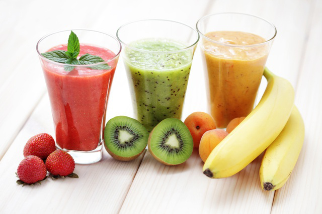 3 recetas de batido de frutas para adelgazar en 7 d as - Batidos de frutas ...