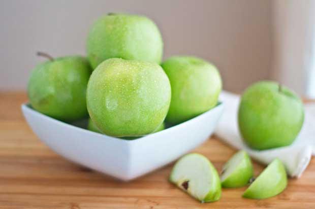 Manzanas para dieta 3 días