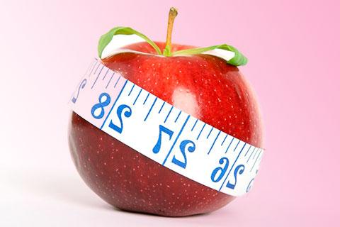 Manzana para dieta 1000 calorías