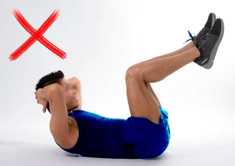 ejercicio para adelgazar barriga