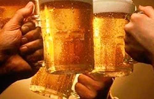 Cervezas con pocas calorías