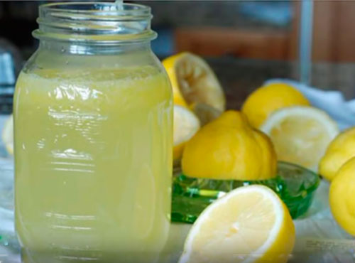 jugo para dieta del limon para adelgazar