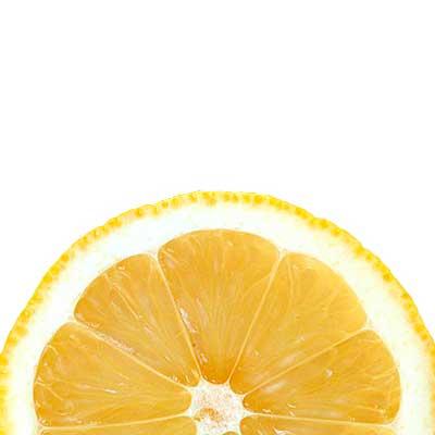 limón para bajar de peso