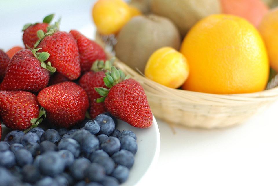 Como bajar de peso rápido y seguro con fruta