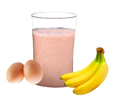 Licuado de proteínas para adelgazar