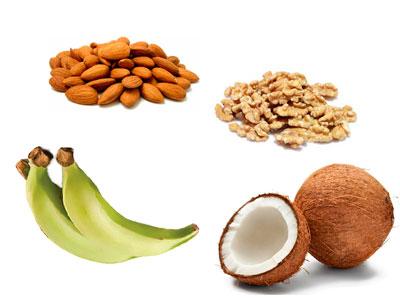 Ingredientes dieta paleo desayuno