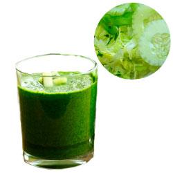 jugo verde para quemar grasa