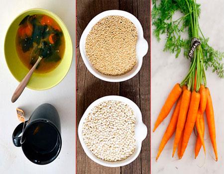 ideas de desayunos macrobioticos