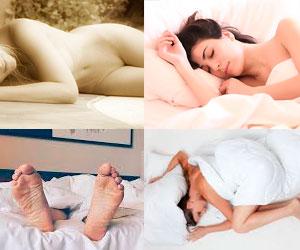 gente durmiendo para adelgazar