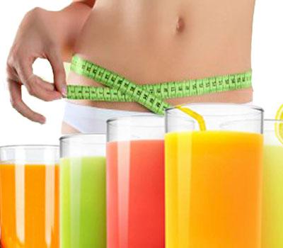 Jugos de jugoterapia para bajar de peso
