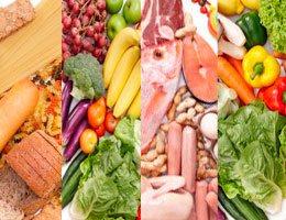 Comidas balanceadas para una dieta saluldable