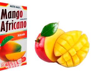 Mango Africano para adelgazaar