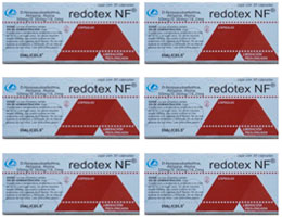 Contenido de Redotex y componentes