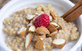 Desayunos macrobioticos