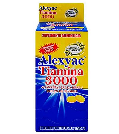 tiamina 3000